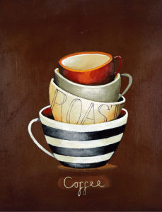 Coffee by Nicola Evans