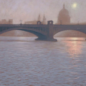 Southwark Bridge by Mark Harrison