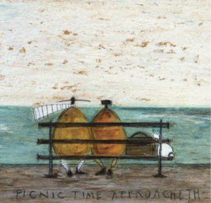 Picnic Time Approacheth by Sam Toft