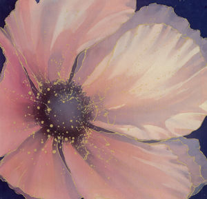 Pale Pink Petals by Maggie Thompson