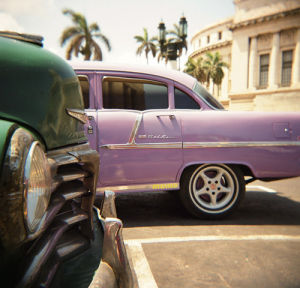 Havana, Cuba by Lee Frost