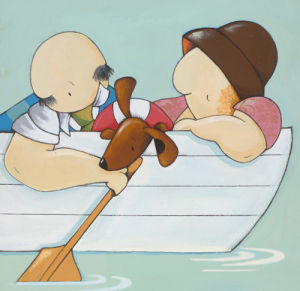 Love Boat by Nicola Evans