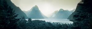 Mitre Peak by Steffen Jahn