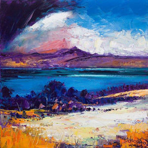 Room with a Rum View by John Lowrie Morrison