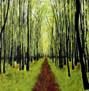 The Avenue by Sandra Moffat