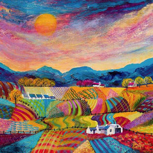 Profusion of Colour by Kathleen Buchan