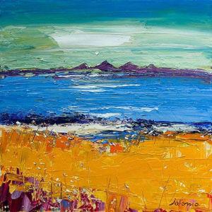 Hayfield, Tayinloan by John Lowrie Morrison