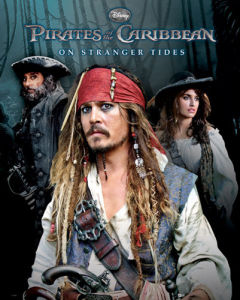 Pirates of the Caribbean 4 - Trio by Anonymous