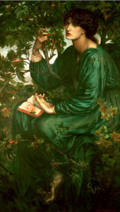 The Daydream by Dante Gabriel Rossetti