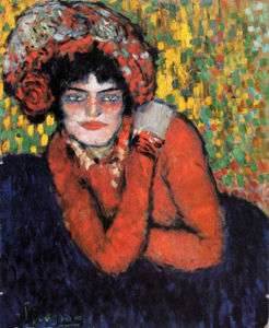 Margot by Pablo Picasso