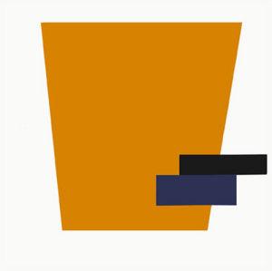 Suprematisme, 1915 by Kazimir Malevich