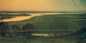 Our Country (Picture of Dalsland) 1902 by John Otto Hesselborn