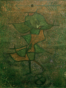 Diana 1931 by Paul Klee