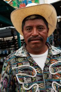 Market, Solola, Guatemala by Sergio Pitamitz