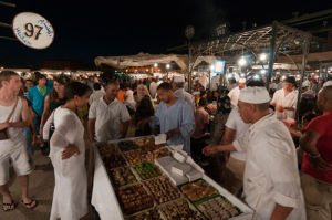 Jema al Fna Square, Marrakech, Morocco by Sergio Pitamitz