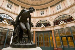Galerie Colbert, Paris, France by Sergio Pitamitz