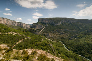 Gorges du Verdon, Provence, France by Sergio Pitamitz