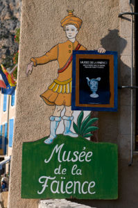 Museum of Faience Pottery, Moustiers-Sainte-Marie, Provence, France by Sergio Pitamitz