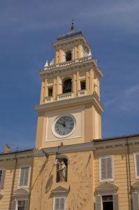 Piazza Garibaldi, Parma, Emilia-Romagna, Italy by Sergio Pitamitz