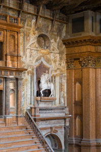 Farnese Theatre in the Pilotta Palace, Parma, Emilia-Romagna, Italy by Sergio Pitamitz