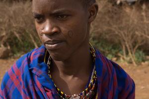 Masai, Amboseli National Park, Kenya by Sergio Pitamitz