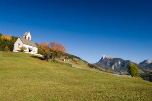 Val di Funes, Bolzano, Trentino - Alto Adige, Italy by Sergio Pitamitz