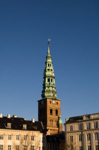 Nikolaj church, Copenhagen, Denmark by Sergio Pitamitz