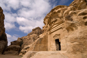 Beida, Little Petra, Jordan by Sergio Pitamitz