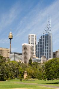 Royal Botanic Gardens, Sydney, New South Wales, Australia by Sergio Pitamitz