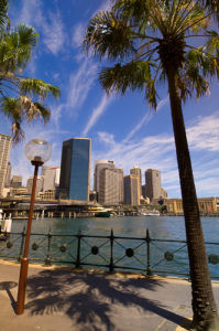 Circular Quai, Sydney, New South Wales, Australia by Sergio Pitamitz
