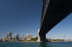 Harbour Bridge, Sydney, New South Wales, Australia by Sergio Pitamitz