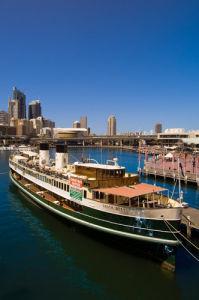 Darling Harbour, Sydney, New South Wales, Australia by Sergio Pitamitz