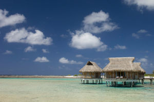 Pearl Beach Resort, Tikehau, Tuamotu Archipelago, French Polynesia by Sergio Pitamitz