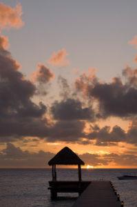 Le Maitai Dream hotel, Fakarawa, Tuamotu Archipelago, French Polynesia by Sergio Pitamitz