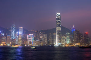 Hong Kong, China by Sergio Pitamitz