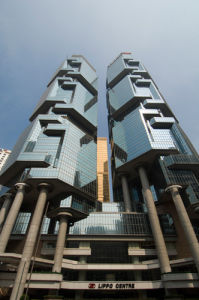 Lippo Centre, Central District, Hong Kong, China by Sergio Pitamitz