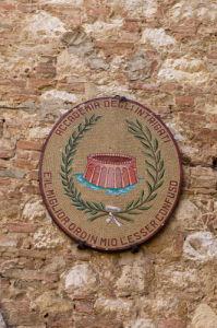 Montepulciano, Val d'Orcia, Siena province, Tuscany, Italy by Sergio Pitamitz