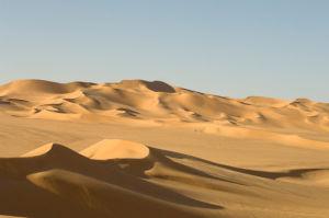 Erg Awbari, Sahara desert, Fezzan, Libya by Sergio Pitamitz