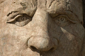 Crazy Horse Memorial, Black Hills, South Dakota, USA by Sergio Pitamitz