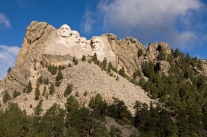Mount Rushmore, Keystone, Black Hills South Dakota, USA by Sergio Pitamitz
