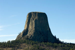 Devils Tower National Monument, Wyoming, USA by Sergio Pitamitz