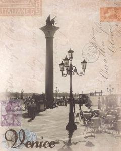 Venice Travelogue by Ben James