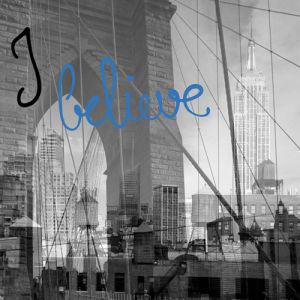 NY NY...I Believe by Tony Koukos
