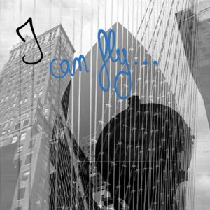NY NY...I Can Fly by Tony Koukos