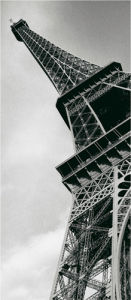 Eiffel Tower by Amy Gibbings
