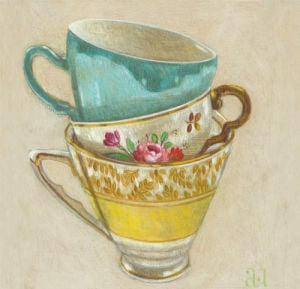 3 Cups by Andrea Letterie