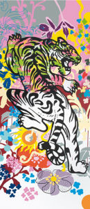 Graffiti Jungle by Ben Allen