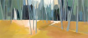 Golden Woods by Charlotte Evans