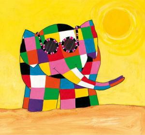 Elmer in the Sun by David McKee