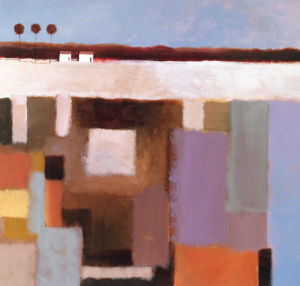 Looking to the Horizon by Derek Melville